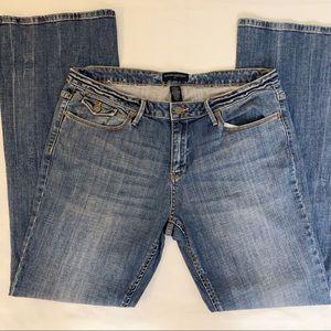 NWT Banana Republic  Flare Jeans  Size 14